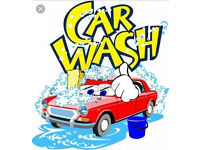 I need people for car wash