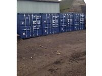 Secure 20ft Storage Container to rent - St. Albans, Harpenden & Redbourn