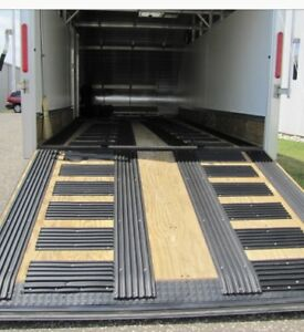 SNOWMOBILE TRAILER SKI GUIDES 40 FT $149.95 TAX IN