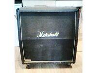 Marshall JCM 900 1960A 4X12 Cab