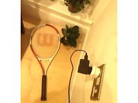 Wilson Tennis Racquet Racket For Beginners