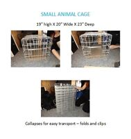 Almost New Dog cage