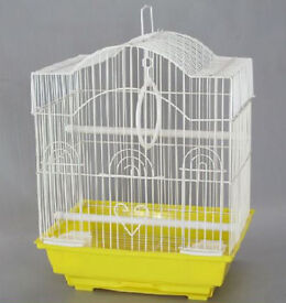 BRAND NEW Small Bird Cage With Accessories LAST ONE