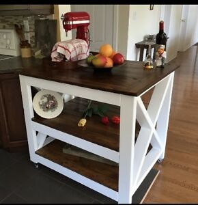 Rustic kitchen island/counter Kingston Kingston Area image 8