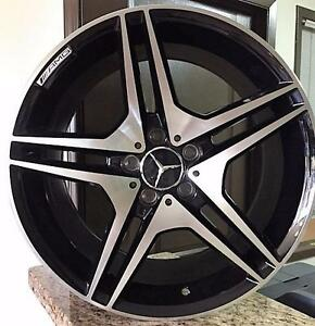 "SALE!!! Brand New 18"" MERCEDES REPLICA WHEELS 5x112; N.1, N.2, N.3, N.8, N.94;N.95"