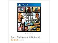 Grand theft auto 5 and call off duty infinite