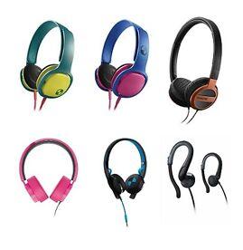 Philips Kopfhörer, verschiedene Modelle und Farben für je 12,90€