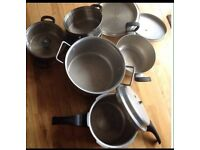 Kitchens pots