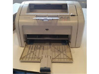 Great b/w laser printer - Compact and works well. BARGAIN at £25 (sells for 70)