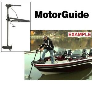 NEW* MOTORGUIDE X3 TROLLING MOTOR 940200200 249280365 HAND CONTROL BOW MOUNT BOATING FISHING