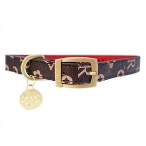Dog Collar - Hartman and Rose, fit 35-40 cm neck, used 3 times