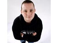 Comedy at Mecca Wakefield. Featuring: Barry Dodds, Silky and Martin Mor