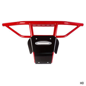 Polaris RZR Front Bumper, UTV Defender,  by HMF -- ATV TIRE RACK