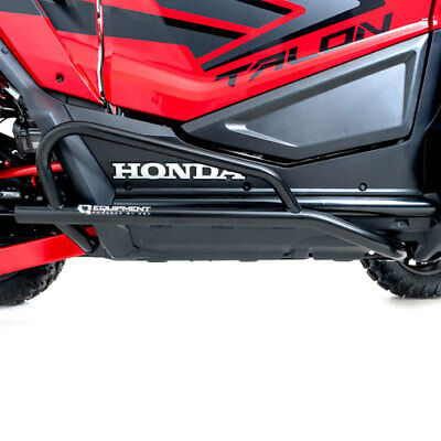 HMF Racing Rock Sliders Slider Steel Guard Black Honda Talon 1000R | X
