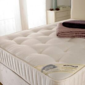 Double/King/Single NEW Divan Beds/Mattress Quality Orthopedic try before you pay free delivery