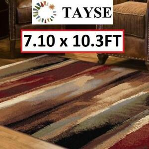 NEW TAYSE FESTIVAL RUG 7.10x10.3FT 149547406 RUGS CARPET FLOORING DECOR ACCENTS MATS PADS