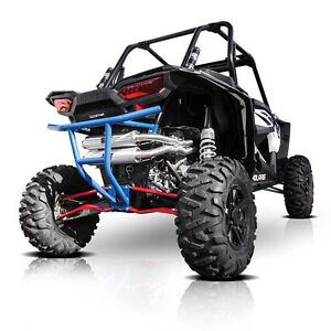 Polaris RZR Rear Bumper UTV Defender by HMF -- ATV TIRE RACK Kingston Kingston Area image 2