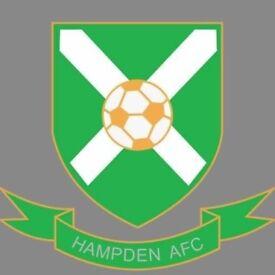 Football players needed Glasgow: GCFA Premier League Saturday morning 11 a-side team