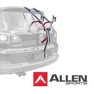 NEW ALLEN SPORTS FOLDING BIKE CARRIER - 120698894 - COMPACT - ALUMINUM - BICYCLE RACK