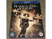 Resident Evil : Afterlife Blueray