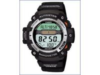 Casio - Altimeter Barometer Thermometer Watch