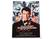 JAMES BOND 007 WORLD CHARITY PREMIERE BROCHURE 1997