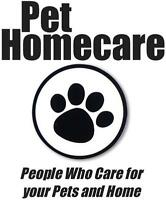 Experienced RVT Offering Sitting and Pet Housecall Services