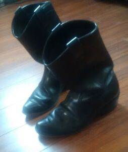 Authentic Dayton Biker Boots