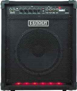 FENDER BASS AMPLIFICATION Rumble 60 Power For Sale!