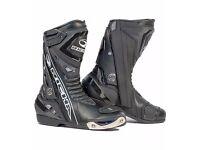 Richa Blade Motorcycle Boots Brand New EU46/ UK 11