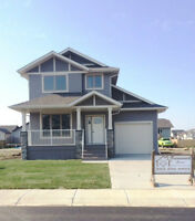 Brand New 2 Storey House in Blackfalds, AB (REDUCED)