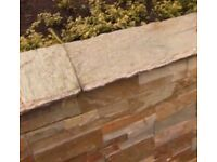 Wanted stone cladding outdoor wall
