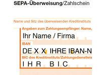 10x Zweckform 1730 Rechnung A5 2x 40 Blatt selbstdurchschreibend IBAN BIC Mwst.