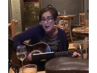 Female Folk Singer Wanted