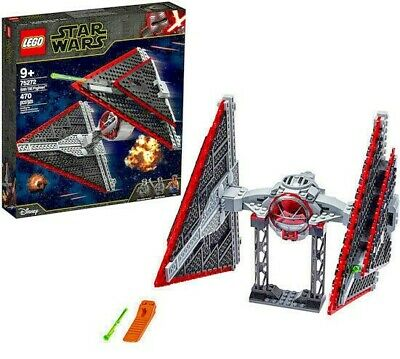 LEGO 75272 Star Wars Sith TIE Fighter *NO MIN-FIGURES*