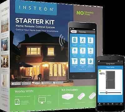 Manage your smart home with Insteon