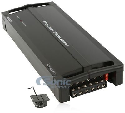 Power Acoustik RZ5-2500D Razor 2500 Watt RMS 5-Channel Car Audio Amplifier Amp comprar usado  Enviando para Brazil