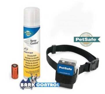 PetSafe Elite Little Dog Spray Collar Anti-Bark for Small Dogs