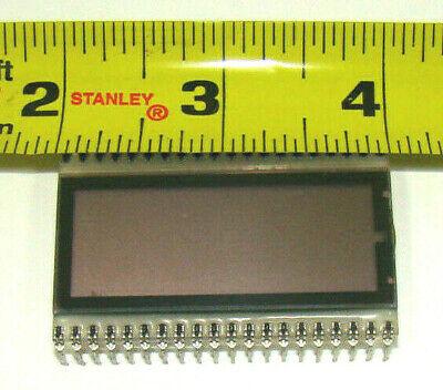 Vintage Standish Lcd 4 Digit Numeric Display Module 40-pin Dip
