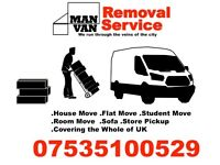 24hrs MAN AND VAN REMOVAL 07535100529
