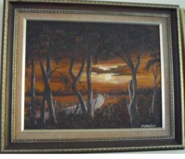 Deceased estate paintings