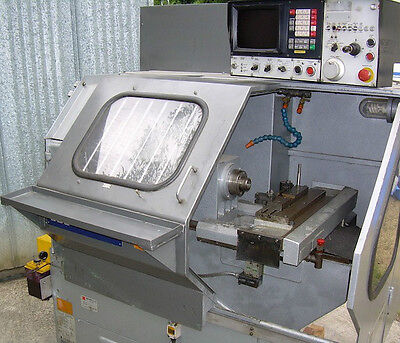 Wasino Lg-60 Gang Tool Cnc Lathe With Centroid Cnc Control