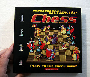 NEW - Ultimate Chess- by Klutz Kingston Kingston Area image 2