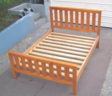 Super Strong Double Bed Frame
