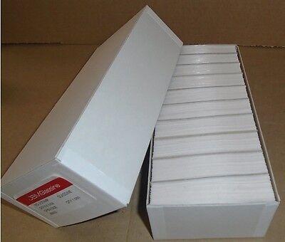 "Box of 1000 #2 Glassine stamp Envelopes 2 5/16"" x 3 5/8"" westvaco cenveo jbm"