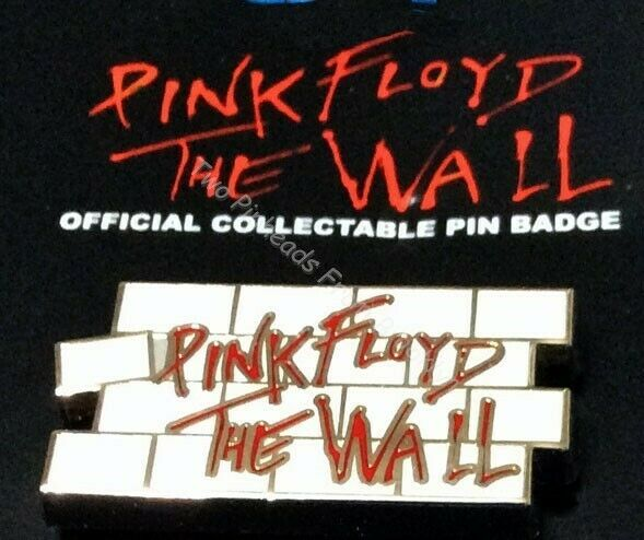 PINK FLOYD THE WALL FAN COLLECTOR PIN