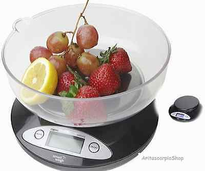 Multifunction Digital Weight Scale Kitchen Food Meat Scale Produce Deli W Bowl