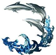 Ocean Metal Wall Art