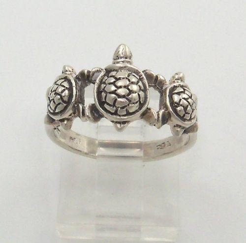 Vintage Turtle Ring Ebay