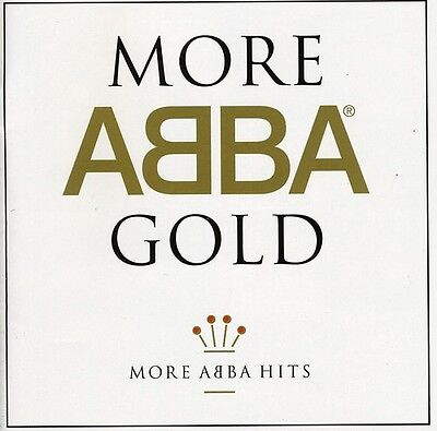 ABBA - More ABBA Gold [New CD]